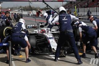 Fotos Robert Kubica F1 2018 Foto 10