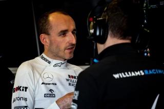 Fotos Robert Kubica F1 2019 Foto 3