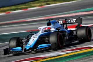 Fotos Robert Kubica F1 2019 Foto 4