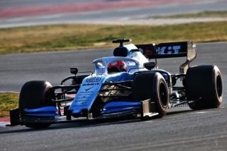 Fotos Robert Kubica F1 2019 Foto 5