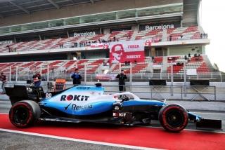 Fotos Robert Kubica F1 2019 Foto 6