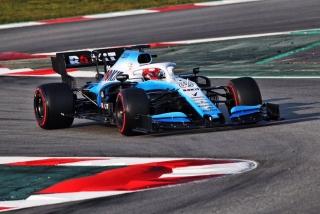 Fotos Robert Kubica F1 2019 Foto 7