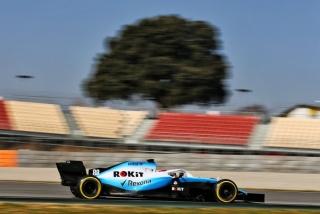 Fotos Robert Kubica F1 2019 Foto 8