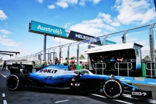 Fotos Robert Kubica F1 2019 Foto 10