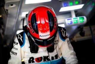 Fotos Robert Kubica F1 2019 Foto 11