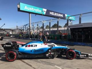 Fotos Robert Kubica F1 2019 Foto 14