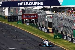 Fotos Robert Kubica F1 2019 Foto 16
