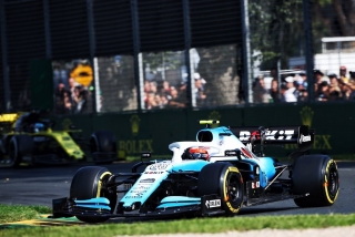 Fotos Robert Kubica F1 2019 Foto 17