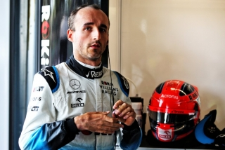 Fotos Robert Kubica F1 2019 Foto 21