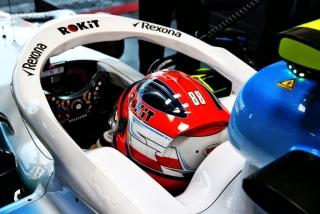 Fotos Robert Kubica F1 2019 Foto 22
