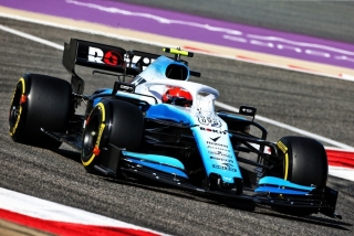 Fotos Robert Kubica F1 2019 Foto 31