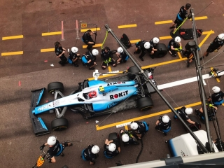 Fotos Robert Kubica F1 2019 Foto 39
