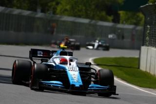 Fotos Robert Kubica F1 2019 Foto 46