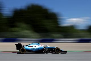 Fotos Robert Kubica F1 2019 Foto 49