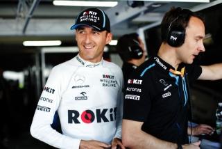 Fotos Robert Kubica F1 2019 Foto 53