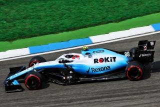Fotos Robert Kubica F1 2019 Foto 54