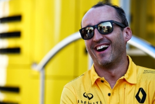 Fotos Robert Kubica Test F1 Hungría