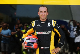 Foto 4 - Fotos Robert Kubica Test F1 Hungría