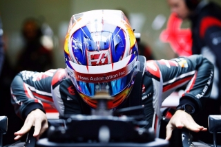 Fotos Romain Grosjean F1 2017