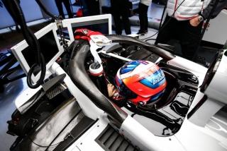 Fotos Romain Grosjean F1 2018