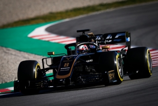 Fotos Romain Grosjean F1 2019 Foto 2