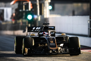 Fotos Romain Grosjean F1 2019 Foto 5