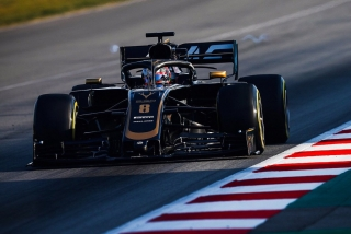 Fotos Romain Grosjean F1 2019 Foto 10