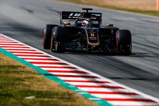 Fotos Romain Grosjean F1 2019 Foto 11