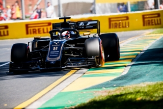 Fotos Romain Grosjean F1 2019 Foto 15