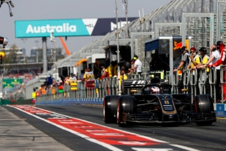 Fotos Romain Grosjean F1 2019 Foto 17