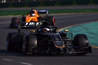 Fotos Romain Grosjean F1 2019 Foto 18