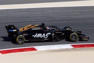 Fotos Romain Grosjean F1 2019 Foto 21