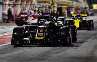 Fotos Romain Grosjean F1 2019 Foto 22