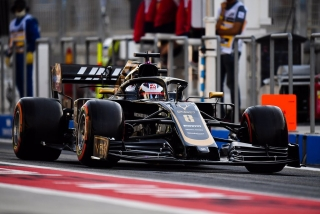 Fotos Romain Grosjean F1 2019 Foto 23