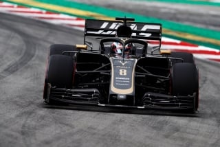 Fotos Romain Grosjean F1 2019 Foto 36