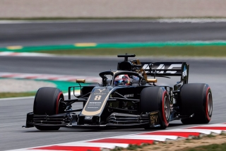 Fotos Romain Grosjean F1 2019 Foto 39