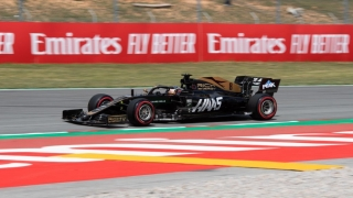 Fotos Romain Grosjean F1 2019 Foto 40