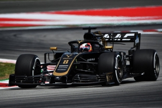 Fotos Romain Grosjean F1 2019 Foto 43