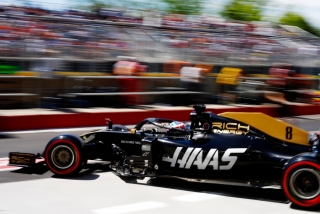 Fotos Romain Grosjean F1 2019 Foto 52