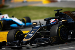 Fotos Romain Grosjean F1 2019 Foto 54
