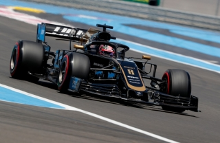 Fotos Romain Grosjean F1 2019 Foto 57