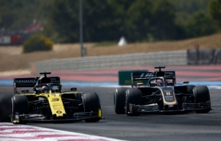 Fotos Romain Grosjean F1 2019 Foto 58