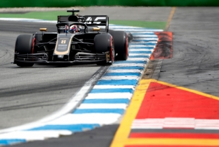 Fotos Romain Grosjean F1 2019 Foto 64