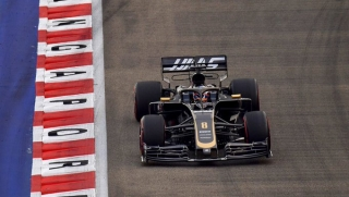 Fotos Romain Grosjean F1 2019 Foto 73