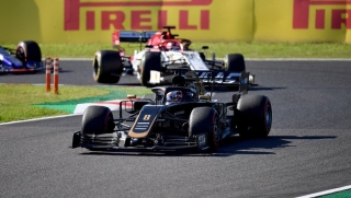 Fotos Romain Grosjean F1 2019 Foto 77