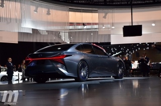 Fotos Salón de Tokio 2017 – Concept Cars Foto 37