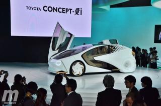 Fotos Salón de Tokio 2017 – Concept Cars Foto 135