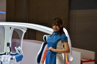 Fotos Salón de Tokio 2017 – Concept Cars Foto 162