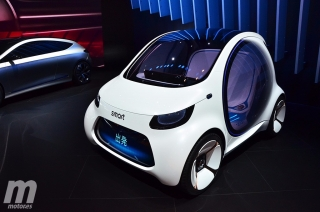 Fotos Salón de Tokio 2017 – Concept Cars Foto 186