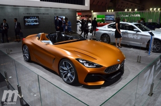 Fotos Salón de Tokio 2017 – Concept Cars Foto 250